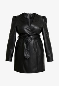 River Island Plus - Cocktail dress / Party dress - black - 5