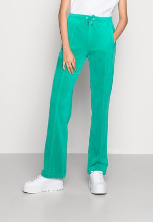 TINA TRACKPANTS - Tracksuit bottoms - dynasty green