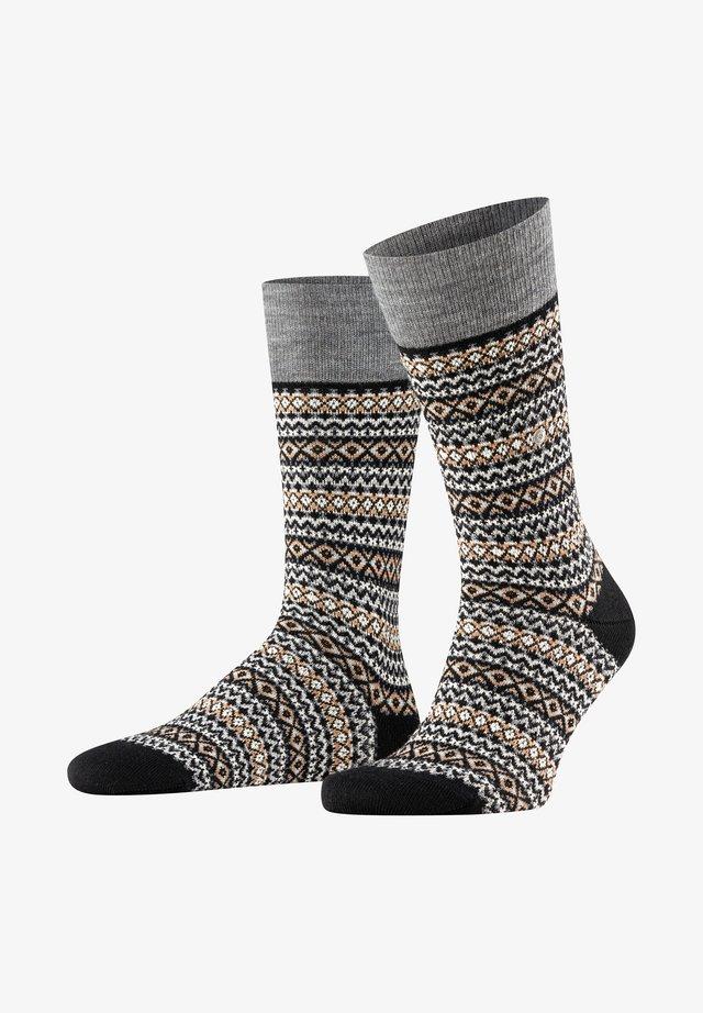ISLE - Socks - black