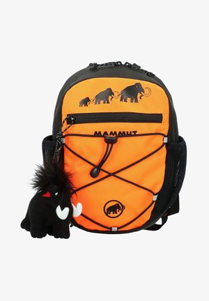Tagesrucksack - safety orange-black