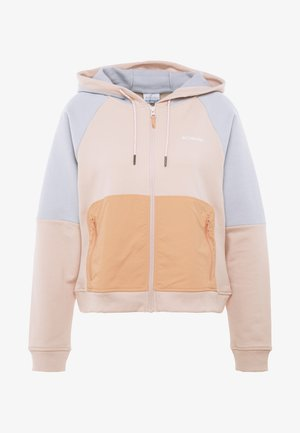 LODGE™  - Hettejakke - peach cloud/cirrus grey/bright nectar