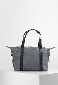 Kipling - ART M - Tote bag - charcoal - 2