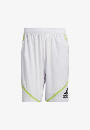 PRIMEBLUE SHORTS - Pantalón corto de deporte - grey