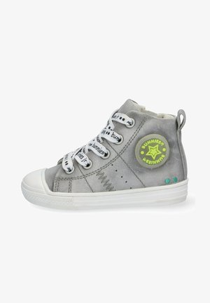 FRANS FERM  - High-top trainers - grey