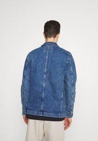 Selected Homme - SLHJACKSON JACKET - Denim jacket - medium blue denim - 2