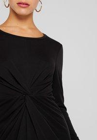 Object Petite - OBJALBERTE DRESS  - Robe fourreau - black - 6