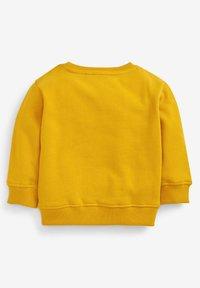 Next - BOUCLÉ - Sweatshirt - yellow - 1