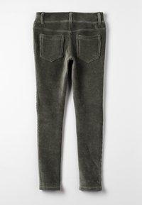 Benetton - TROUSERS - Kalhoty - khaki - 1