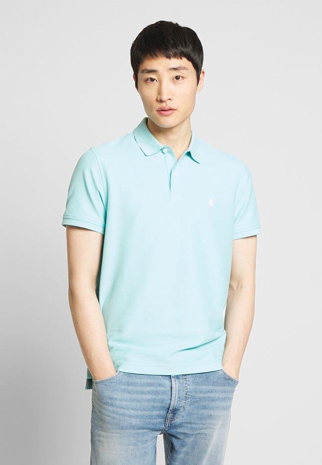 PERFORMANCE - Koszulka polo - turquoise
