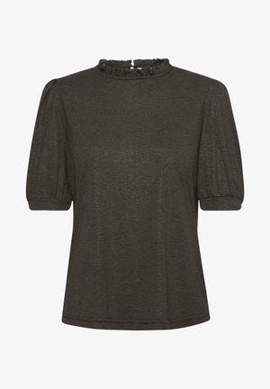 NAVIECR  - T-shirt imprimé - carafe melange