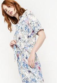 LolaLiza - FLORAL - Shirt dress - blue - 3