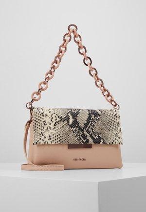 ALANI - Handbag - taupe