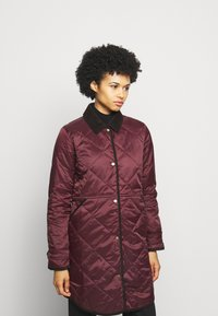 Barbour - PEPPERGRASS QUILT - Winter coat - eggplant - 3