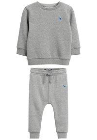 Next - SET - Sweatshirt - grey - 0
