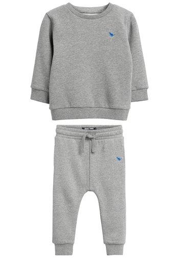 SET - Felpa - grey