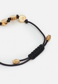 Versace - Bracelet - black/gold-coloured - 1