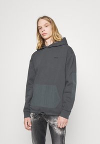 Levi's® - DRAWCORD HEM HOODIE - Sweatshirt - greys - 7