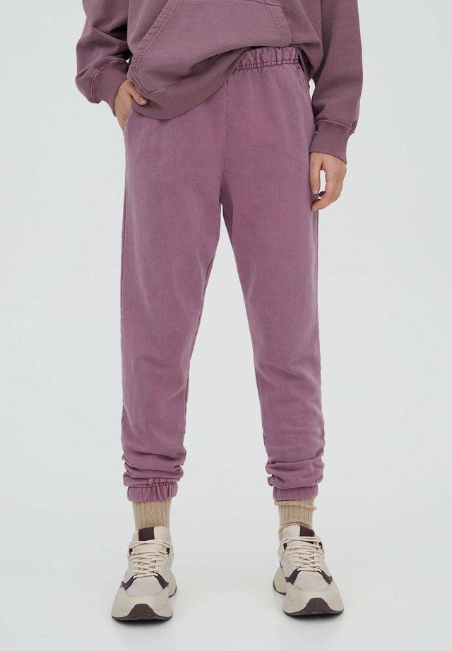 Spodnie treningowe - rose