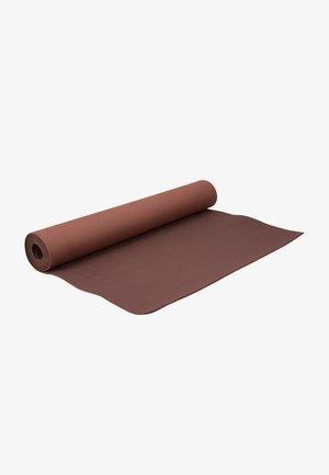 YOGA MAT - Fitness / Yoga - smoky mauve/burgundy crush/storm pink