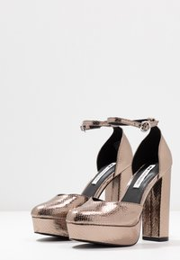 Even&Odd - Zapatos altos - dark grey - 4