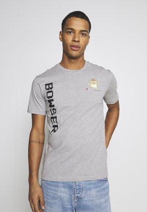CREWNECK NINTENDO - T-shirt con stampa - mottled grey