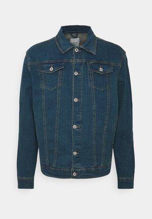 SDPEYTON - Kurtka jeansowa - dark vintage blue denim