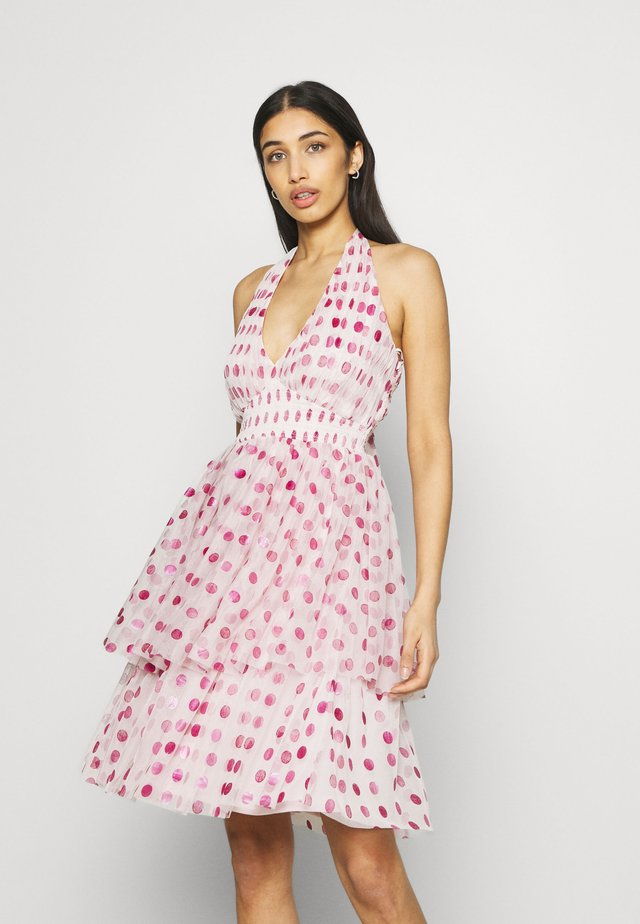 REINA MINI - Cocktail dress / Party dress - nude