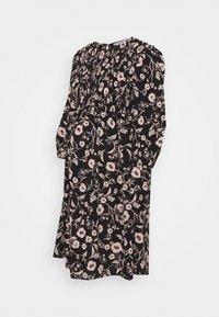 Dorothy Perkins Maternity - SHIRRED FLORAL PRINT MINI DRESS - Vapaa-ajan mekko - multi - 0