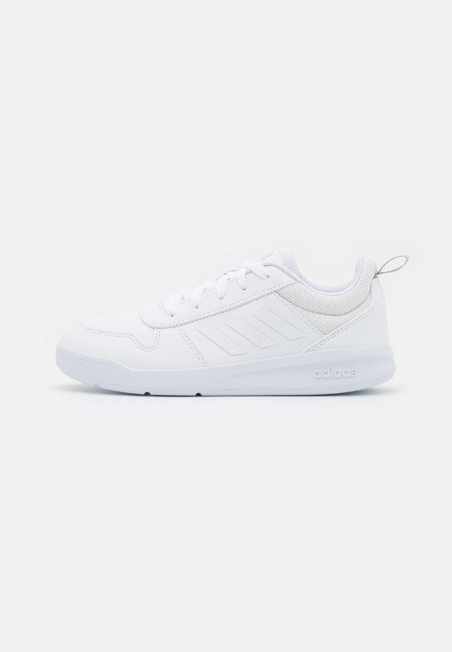 TENSAUR UNISEX - Sports shoes - footwear white/grey two