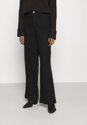 AUGUSTA - Jeans relaxed fit - black