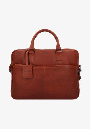 ANTIQUE AVERY - Briefcase - cognac