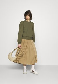 Second Female - CARMELLA  - Sweatshirt - olive night - 1