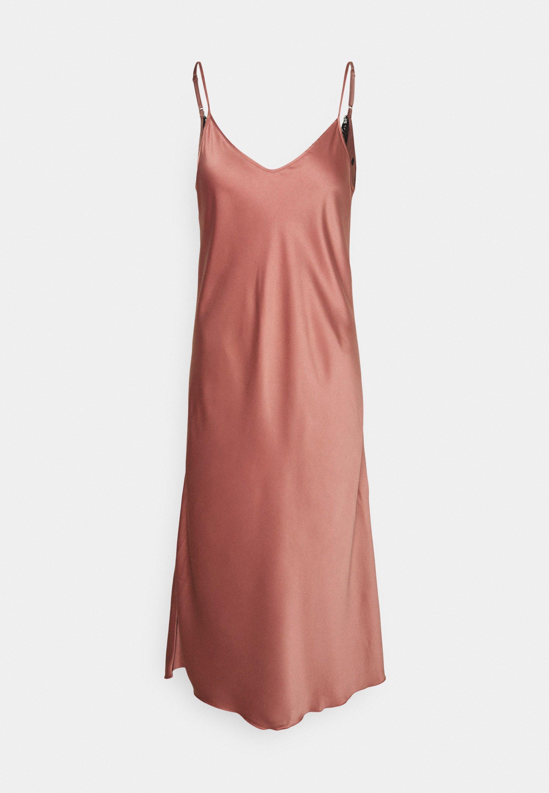 Damen LONG DRESS - Nachthemd