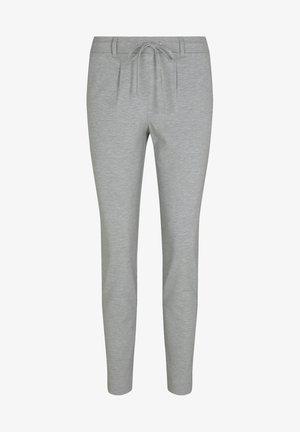 PANTS ANKLE - Tracksuit bottoms - silver grey melange