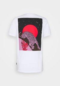 YOURTURN - UNISEX - T-shirt med print - white - 7