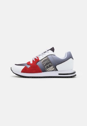 HARUN - Trainers - red/black/white