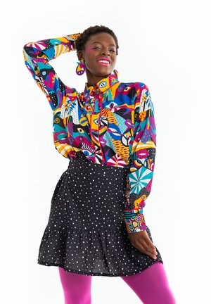 PEACE AND LOVE - Camisa - multicolor