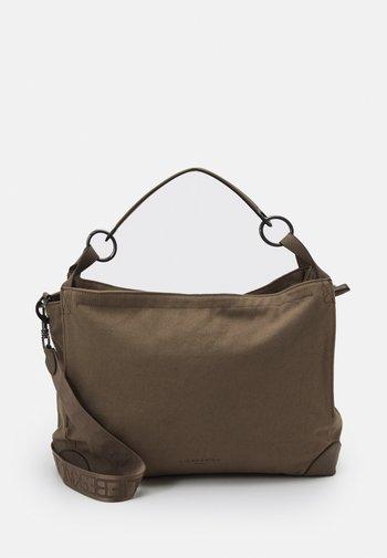 HOBO XL - Tote bag - deep taupe