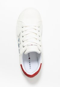 Tommy Hilfiger - Sneakers laag - white/red - 1