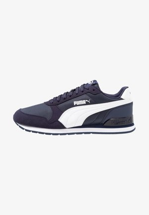 RUNNER UNISEX - Sneaker low - peacoat/white