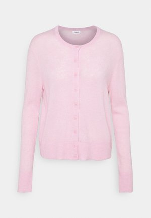 LOUISE CARDIGAN - Strickjacke - pink candy