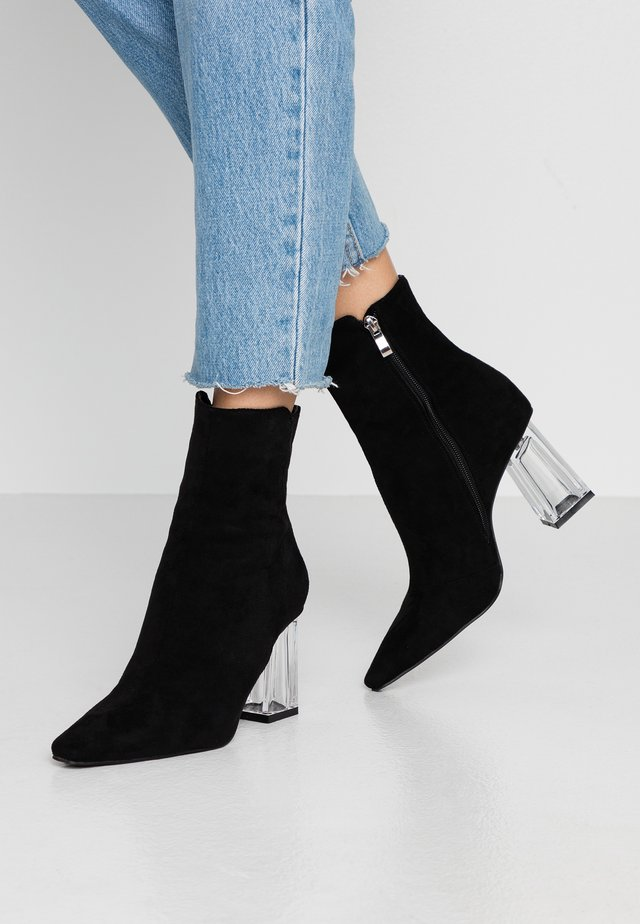 DAISIE - Classic ankle boots - black