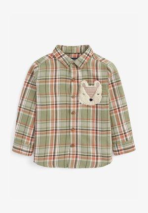 ANIMAL POCKET - Overhemd - green