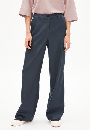 NAGISAA NAGISAA - Trousers - indigo