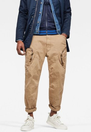 Rovic 3D Airforce Relaxed  - Cargo trousers - brown
