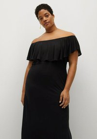Violeta by Mango - Maxi dress - schwarz - 3