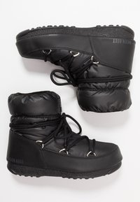 Moon Boot - LOW  WP - Winter boots - black - 3