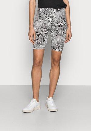 LIRA - Shorts - black/chalk