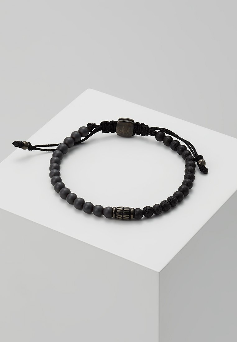 Fossil - VINTAGE CASUAL - Náramek - grau/schwarz
