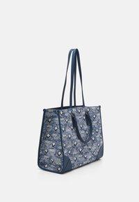 MCM - VINTAGE TOTE LARGE SET UNISEX - Handbag - blue - 1
